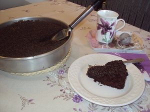 montanha russa, penne e torta negrita 012